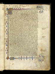 Sermons of Robert of Ripon f.1r
